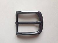Пряжка ременная, ширина - 40 мм, цвет - черный никель, артикул СК 5227, фото 1