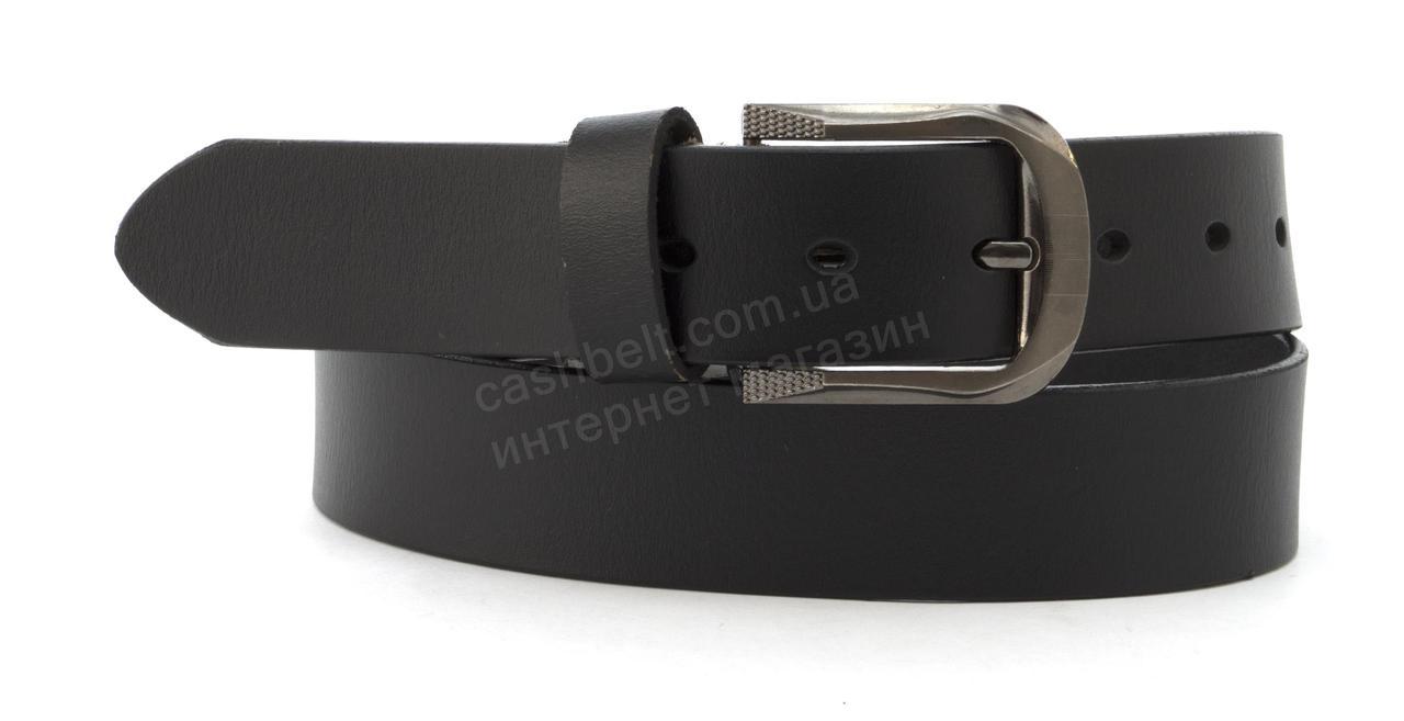 Ремень женский джинсовый 4 см черный levis кожаный ремень