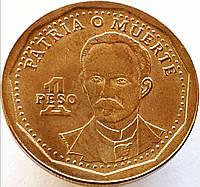 Куба 1 песо 2013