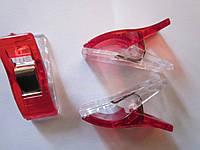 Клипсы пластиковые зажимы, прищепки для стежки Букеева, пэчворка, квилтинга, для шитья, для портных.50шт