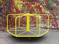 Карусель детская КР-608 для катания стоя, фото 1