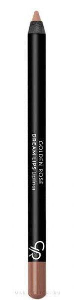 Стойкий карандаш для губ Golden Rose №501