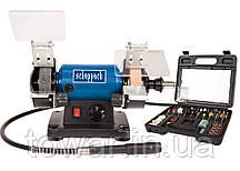 Шлифовальный полировочный станок SCHEPPACH  HG34 +чемодан