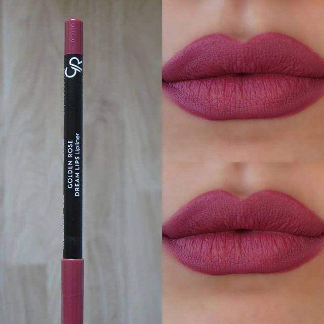 Стойкий карандаш для губ Golden Rose №511