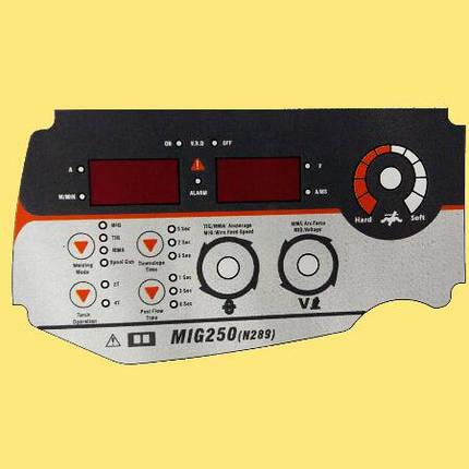 Сварочный полуавтомат Jasic MIG 250 (N289)+рукав сварочный, фото 2