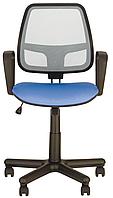 Кресло Alfa GTP сиденье ZT-6, спинка сетка OH-1 (Новый Стиль ТМ)