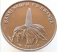 Руанда 50 франков 2011