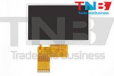 Матрица 105x68mm 40pin 480x272 XCY-FC043TFTQC40A