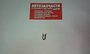 Лампа 24V 1 контакт диод белый