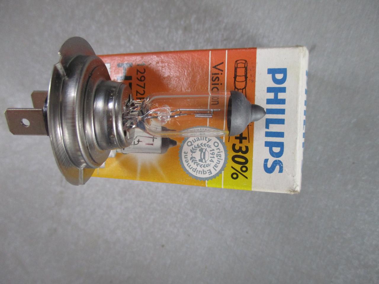 Лампочка PHILIPS 12972PRC1 H7