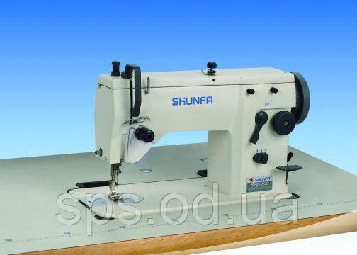 Shunfa SF 20U-63 Швейная машина зигзаг для тяжелых тканей