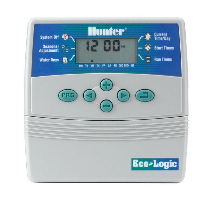 Таймер подачи воды для автоматического полива Hunter ELC-601i - E (6 зоны)