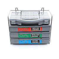Набор резиновых колец HNBR 900 шт. KD10505