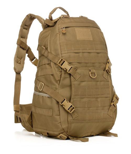 Рюкзак военный тактический штурмовой Molle Assault 38L Coyote