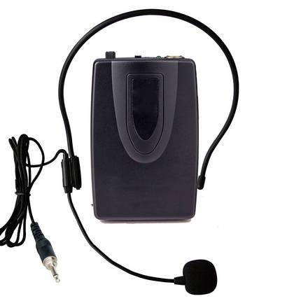 Радиомикрофон головной беспроводная гарнитура для радиосистемы SHURE SH100C, фото 2