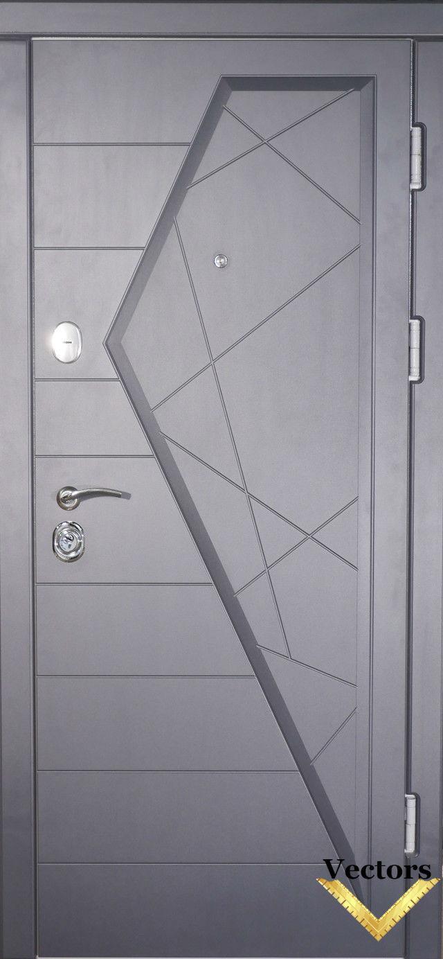 """Входная дверь от Very Dveri """"Айсберг"""" фотография"""