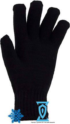 Перчатки теплые двойные Doloni, фото 2