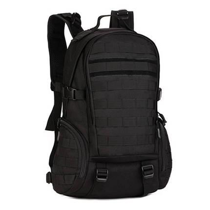 Рюкзак военный тактический штурмовой Molle Assault Protector Plus S416 35L Black, фото 2