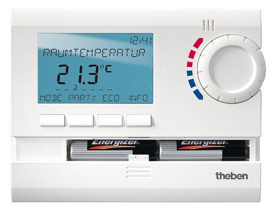 Цифровой программный комнатный термостат Theben RAMSES 811 top2, th 8119132