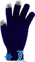 "Перчатки для телефона тачскрин ""touch screen"", фото 3"