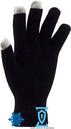 "Перчатки для телефона тачскрин ""touch screen"", фото 2"