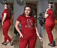 8f33d523f7de Летний спортивный костюм женский большого размера в Украине ...