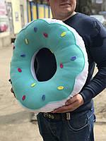 Декоративная подушка Пончик Донатс