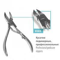 Щипцы педикюрные, никель SPL 9065