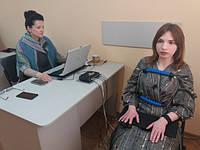 Полиграфолог, адвокат, медиатор Балацкая О.В. - за работой.