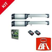 BFT PHOBOS BT A40 kit комплект автоматики для распашных ворот