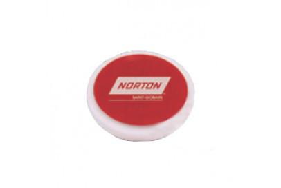Белый полировальный круг Norton Hard Ø150х30мм