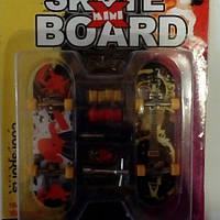 Фингерборд, скейт для пальцев 2 шт. в коробке