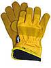 Перчатки рабочие теплые замшевые RWINEY (Reis)