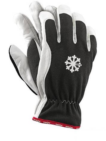 Перчатки теплые кожаные RLWARMER (Reis), фото 2