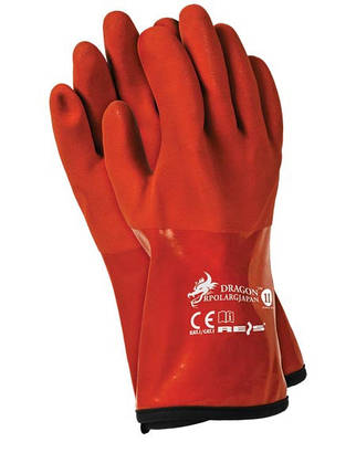 Перчатки рабочие теплые RPOLARGJAPAN (Reis), фото 2