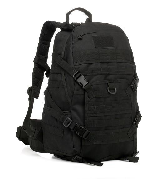 Рюкзак военный тактический штурмовой Molle Assault 38L Black