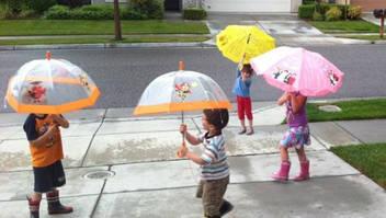 Детские и подростковые зонты