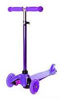 Трехколесный самокат iTrike Scooter BB 3-013-4-H Purple, фото 1