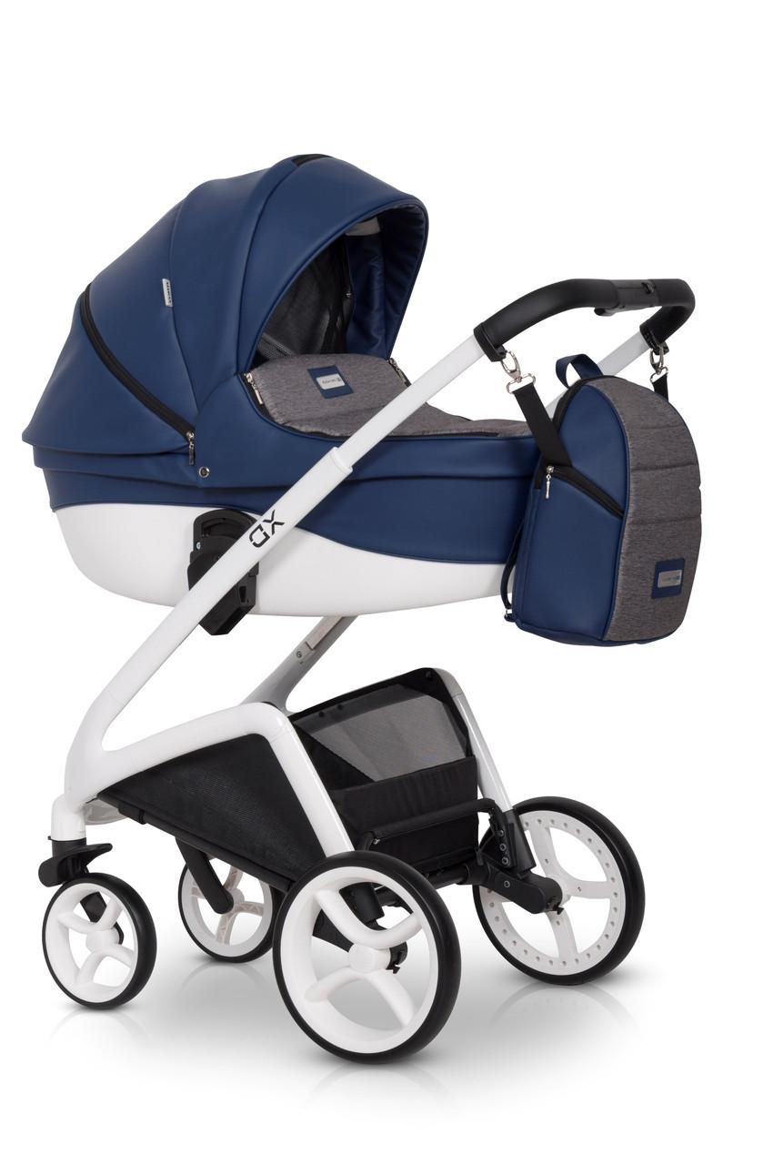 Детская универсальная коляска 2 в 1 Riko XD 05 Denim