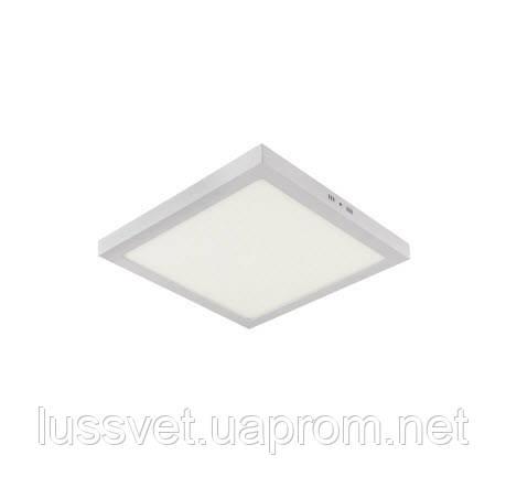 Світлодіодна Панель накладна квадрат Horoz 32W