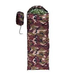 Практичный спальный мешок 250гр/м2