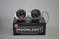 Биксеноновые линзы Moonlight EVO +50% LIGHT G5