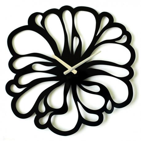 Дизайнерские часы Flover Black