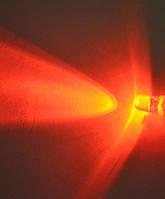 Выводной светодиод красный.Светодиод 5мм