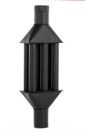 Радиатор трубчатой BLIST 120 mm диаметр, фото 2