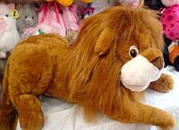 Мягкая плюшевая игрушка ЛЕВ, 65 см
