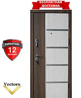 """Двери входные """"Виктория"""" (правые, левые) Very Dveri Дверной блок. Двері вхідні. 850*2030 мм, Шерлок"""