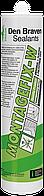 Клей для оздоблювання Den Braven MONTAGEFIX-W 300мл