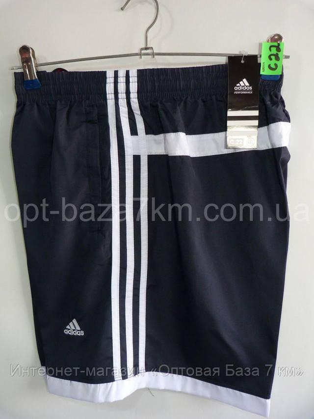 Шорты мужские оптом adidas - плащевка (XL- 5XL норма) со склада ... 32b4cb84d8d