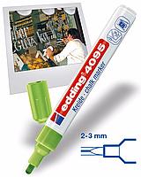 Маркер Edding Window e-4095 меловой, разные цвета 2-3мм